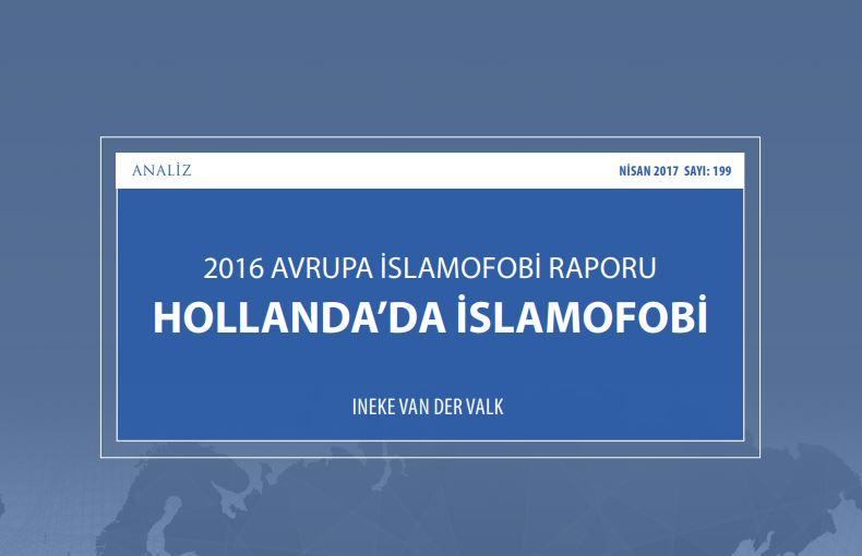 Photo of Hollanda'da İslamofobi