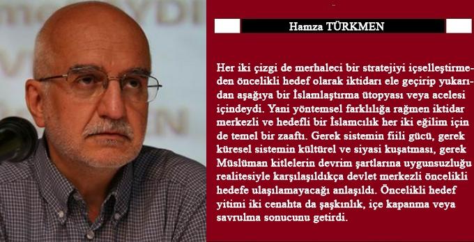 Photo of 'İslamcılık' Tartışmaları mı 'İslamcılık' Tanımı mı öncelikli?