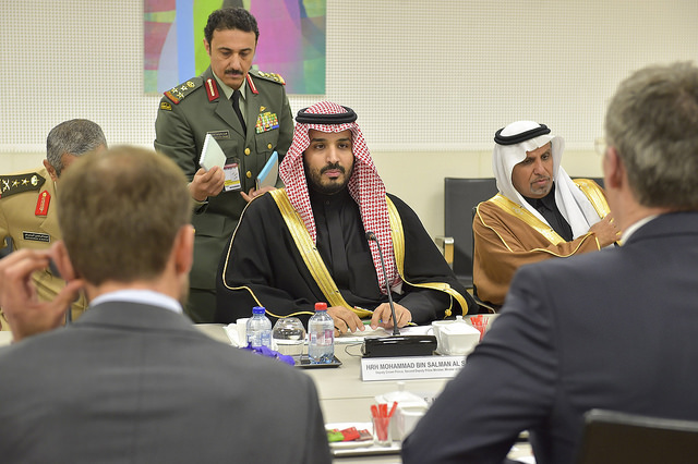 Photo of Muhammed Bin Selman: Poker Surat Prens