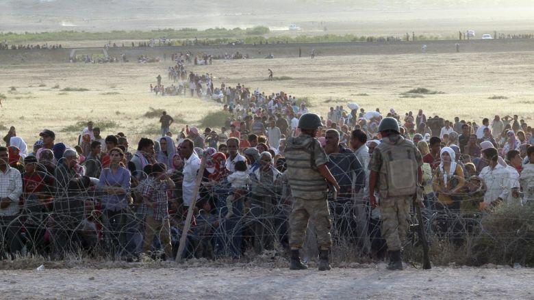 Photo of Suriye Krizine Cevaben: Bölgesel Mülteci ve Dayanışma Planı (3RP)  ve Suriyeli Mülteci Zaman Tüneli
