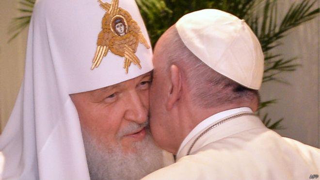 Photo of Katolik ve Ortodoks kiliseleri tarihi buluşmaya hazırlanıyor