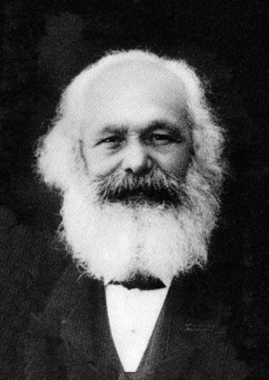 Photo of Karl Marx (1818-1883) Diyalektik Din Sosyolojisi