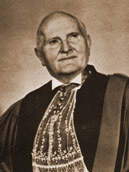 Photo of Gabriel Le Bras (1891-1970) Morfolojik Din Sosyolojisi