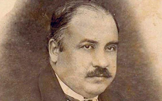 Photo of Ziya Gökalp (1876-1924)