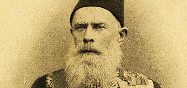 Photo of Ahmed Cevdet Paşa (1823-1895)