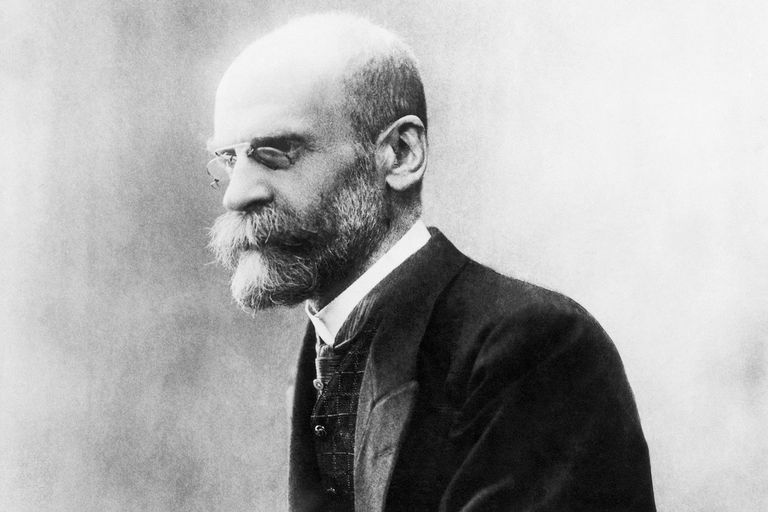 Photo of Emile Durkheim(1853-1917) Fonksiyonel Din Sosyolojisi