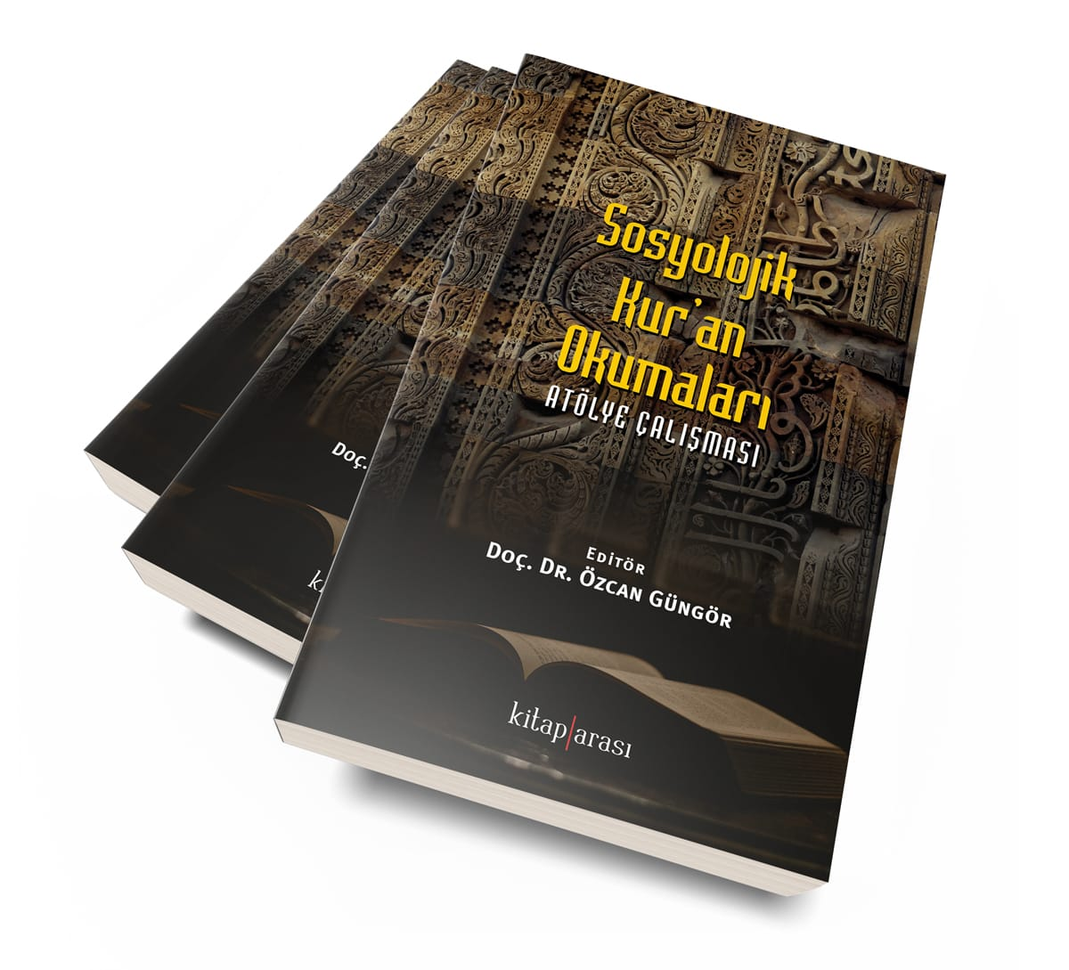 """Photo of """"Sosyolojik Kur'an Okumaları"""" Kitabı Çıktı!"""