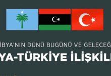 Photo of Libya- Türkiye İlişkileri