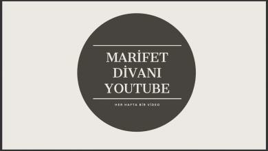 Photo of Marifet Divanı Akademi Youtube Kanalı Açıldı