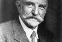 Photo of GEOGE HERBERT MEAD(1863-1931)