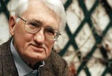 Photo of JURGEN HABERMAS